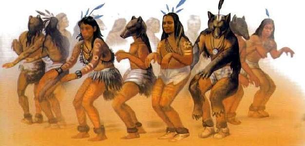 Боас. Индейцы